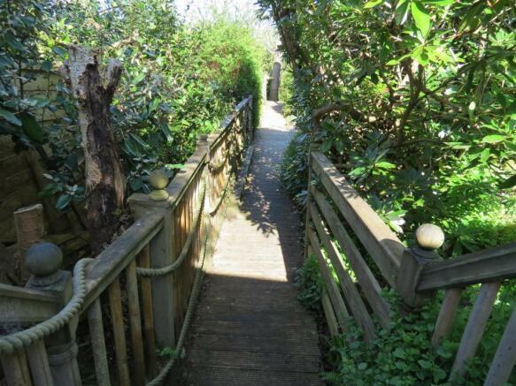 Lower Garden Walkway