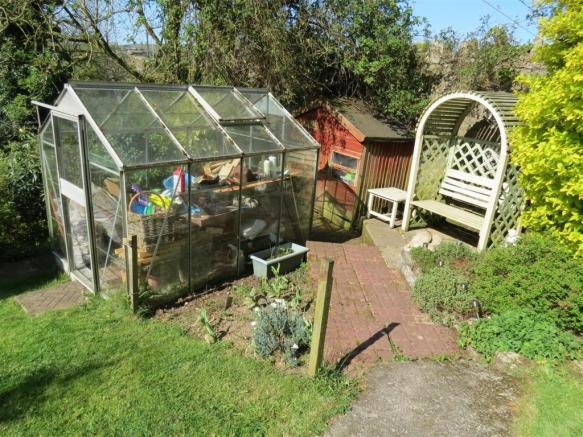 Greenhouse & Shed