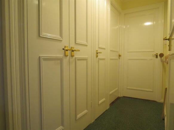 Entrance Hall: