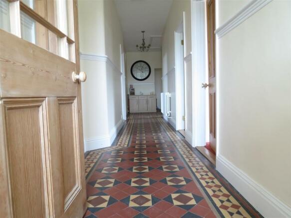 Inner Hall:
