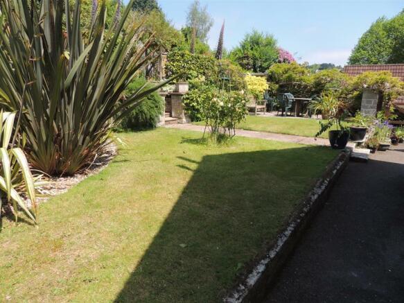 Rear Lower Garden