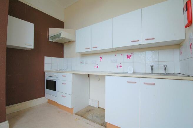Flat C Kitchen