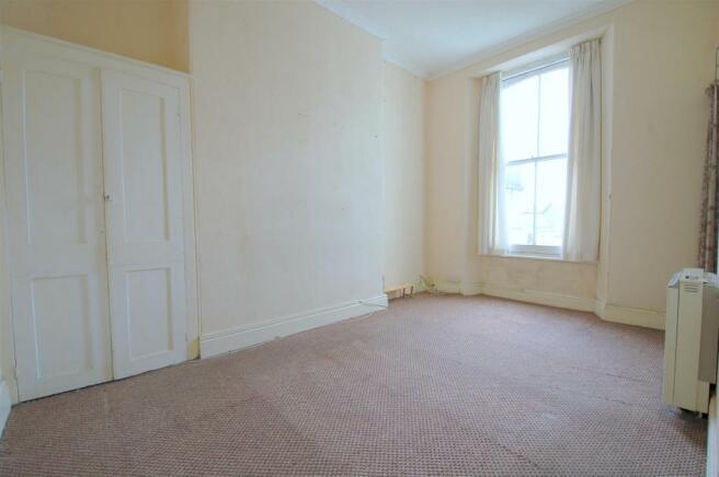 Flat C Bedroom