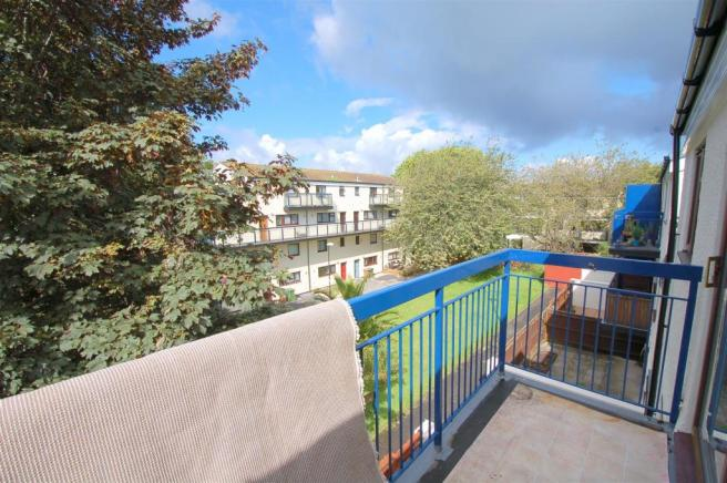 Open Air Balcony