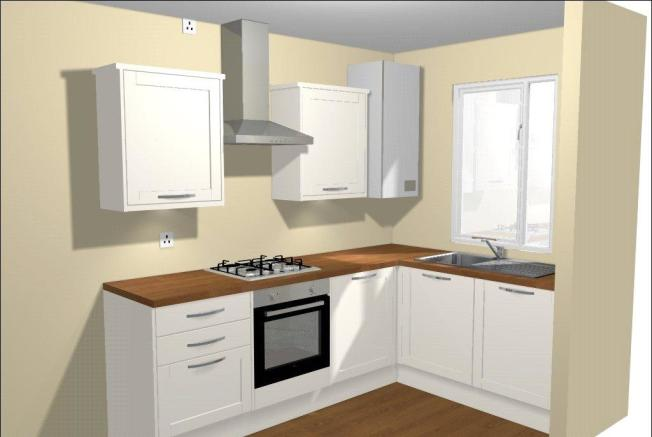 CGI Example Kitchen