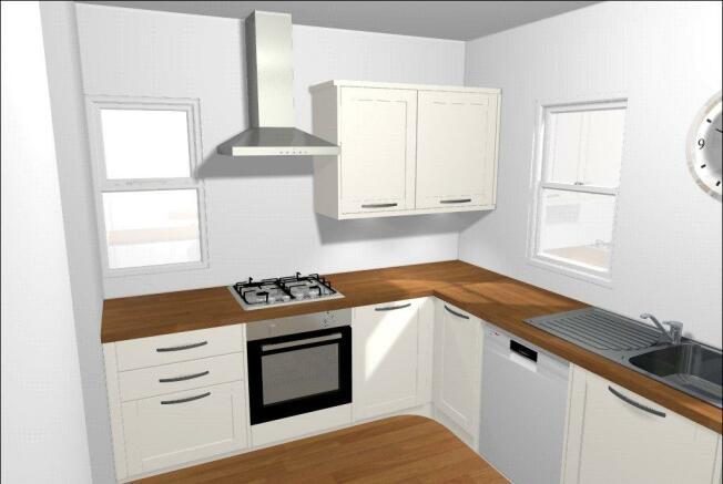 CGI Example Kitchen