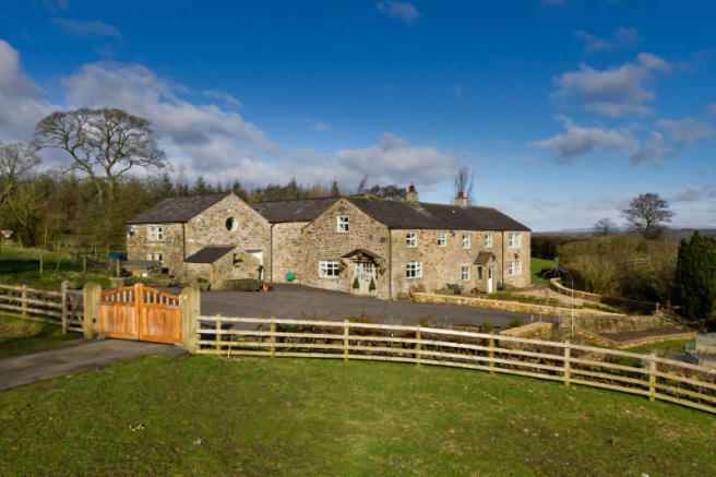 5 Bedroom Farm House For Sale In Sawley Road Grindleton