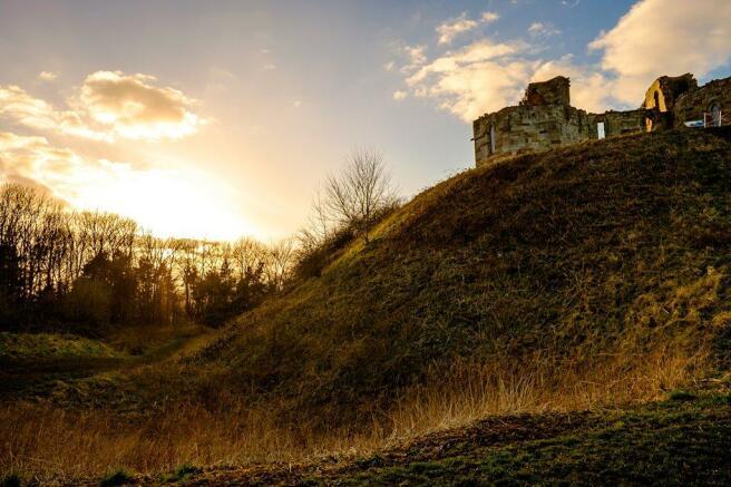 Stafford Castle
