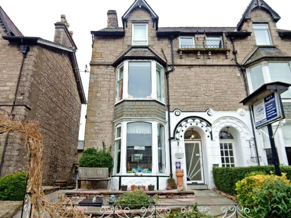 6 Bedroom Guest House For Sale In Sundial Guest House 51 Milnthorpe