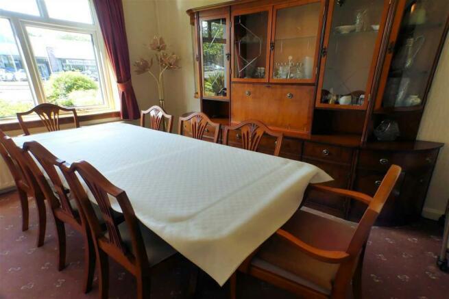 Dining / Bedroom