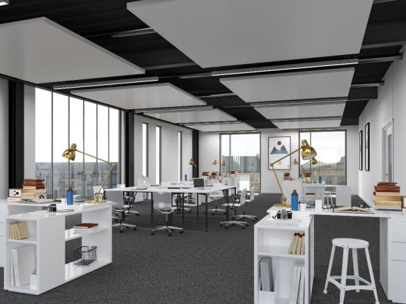 Large office example