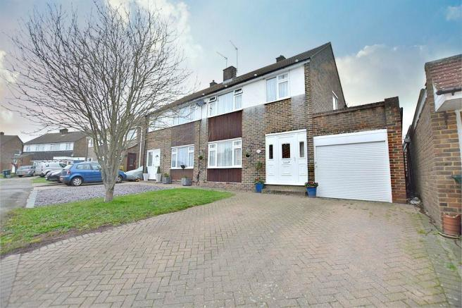 3 bedroom semi detached house for sale in follett drive abbots rh rightmove co uk