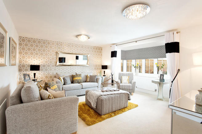 4. Typical Living Room