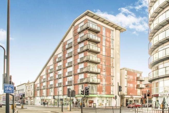 1 bedroom flat for sale in New York Apartments, 1 Cross ...