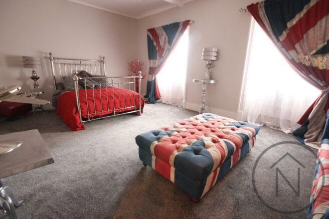 Bedroom One - ...