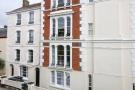 Front of apartmen...