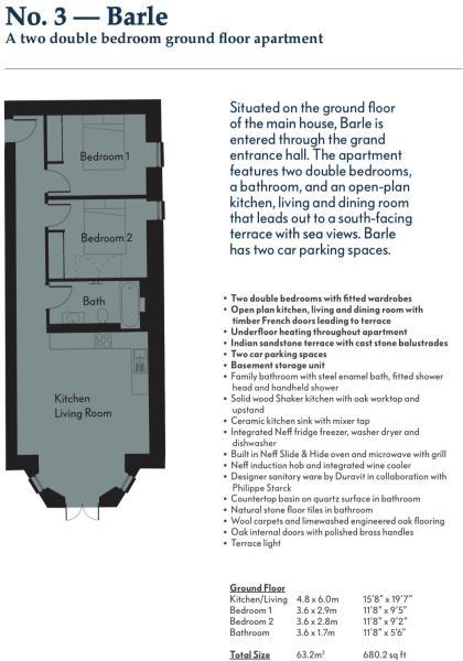 Barle Floorplan
