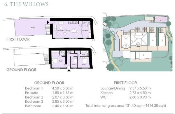 Plot 6 The Willow...