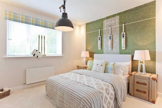 HighclereSp_bedroom
