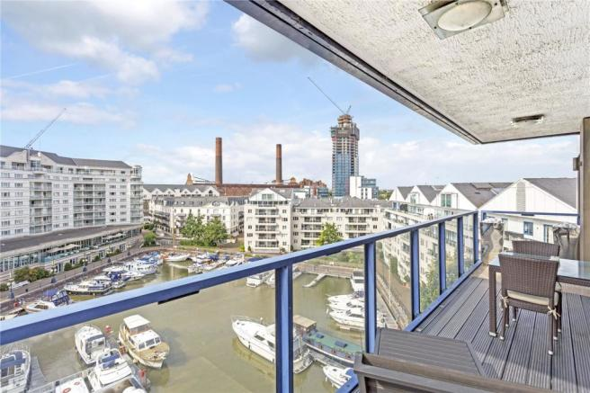3 Bedroom Apartment For Sale In The Belvedere Chelsea Harbour - Excellent-3-bedroom-london-apartment-in-chelsea-area