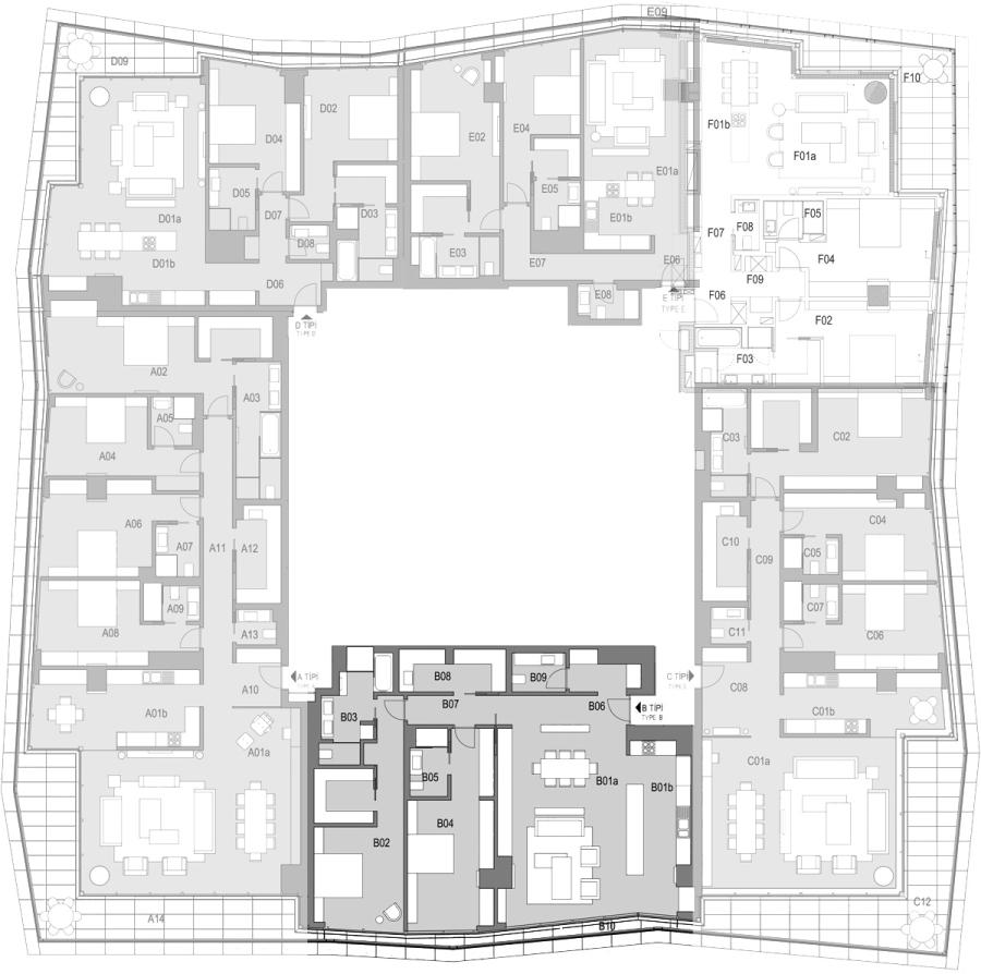 5 Bedroom Apartment For Sale In Besiktas Besiktas Istanbul Turkey