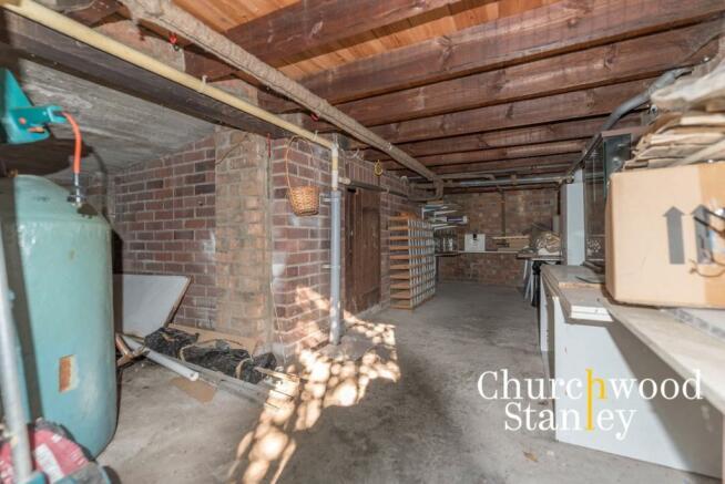Cellar Room I