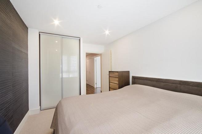Bedroom 2 with wardr