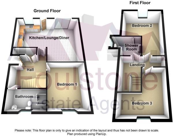 Plot 1 revised Sidney Close, Chapel - 3D.JPG
