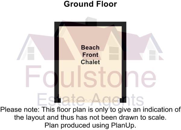 Beach Front Chalet, Chapel - Landscape.JPG