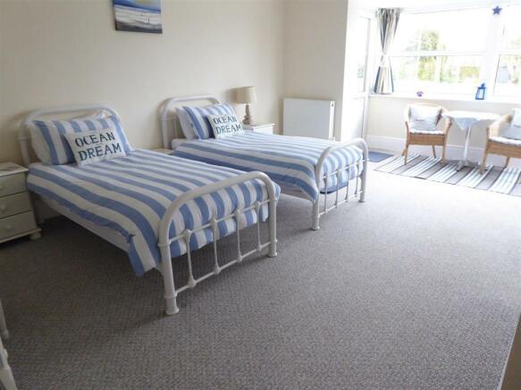 Guest Bedroom 1 (Ground Floor)