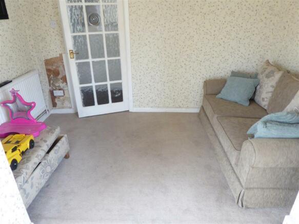 Bedroom 3 / 2nd Lounge (area 1)