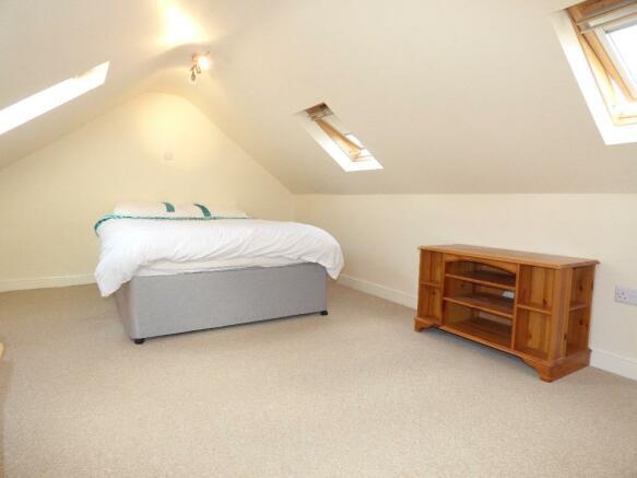 Bedroom Four/Attic Bedroom