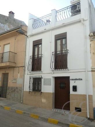 2 Bedroom Town House For Sale In Santa Cruz Del Comercio Granada Spain