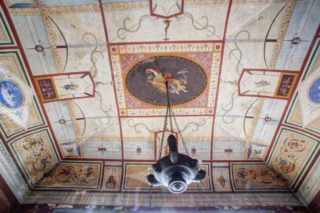 5. Ceiling