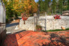 Casale Entrance