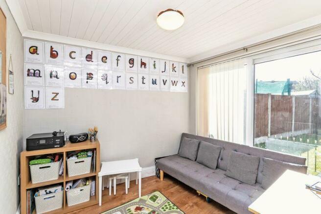 Playroom/ Study