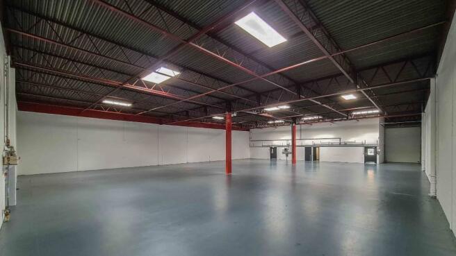Unit TS3 - warehouse