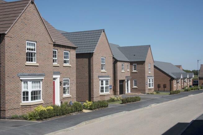 New homes in East Leake