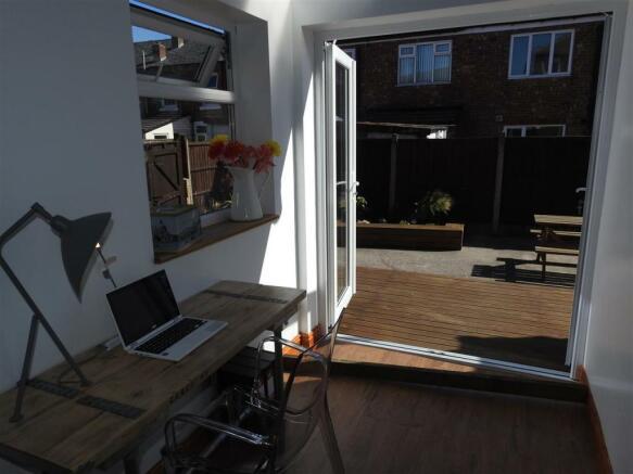 Sun Room/Study