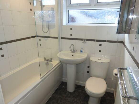 Family Bathroom WC