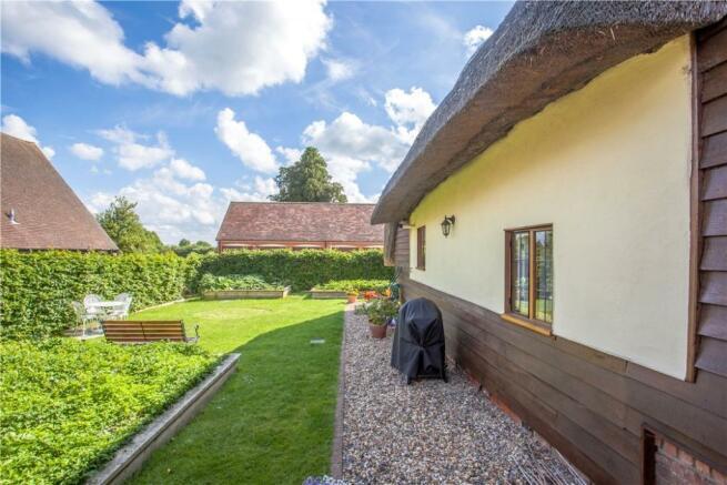 Hedge Enclosed