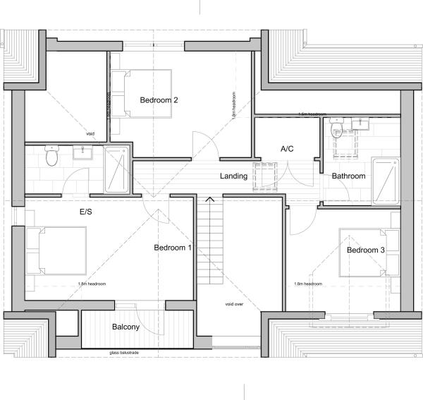 Floorplan Plot Ff