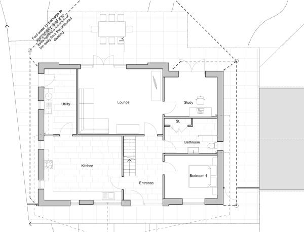 Floorplan Plot Gf