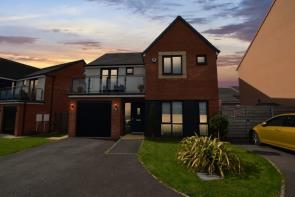 Photo of 4 Bedroom House for Sale on Sir Bobby Robson Way, Newcastle Great Park