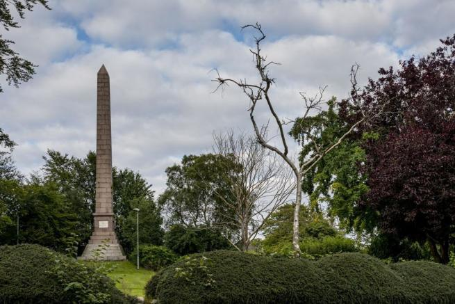 The Forbes of Newe Obelisk
