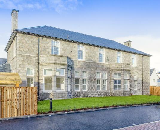 Cowdray House External
