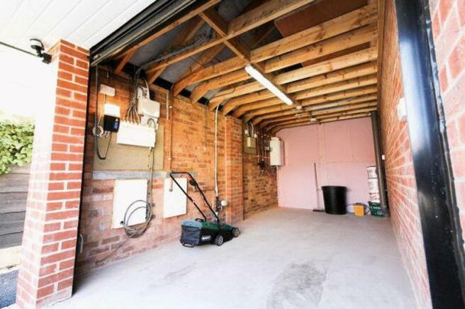 Integral Garage