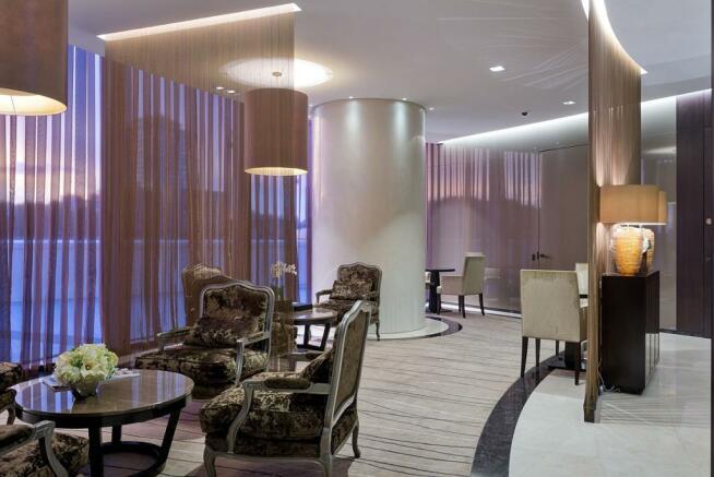 Business Lounge