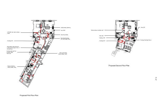 Floor plans 2