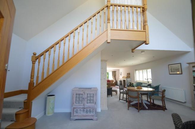 Stairs to Bed 1